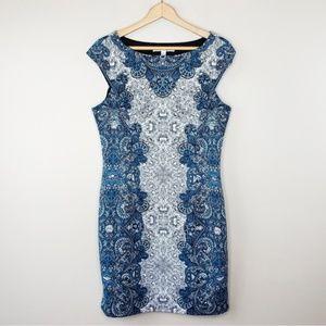 Maggy London | Print Sheath Dress